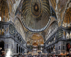 *Hagia Sophia* by erhansasmaz