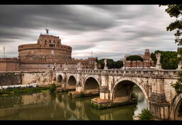 *Castel Sant'Angelo* by erhansasmaz