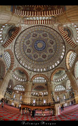 *Selimiye Mosque* by erhansasmaz