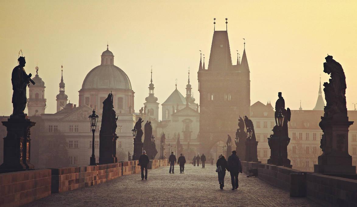 ***Prague Morning*** by erhansasmaz