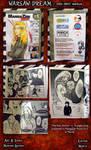 Warsaw Dream - one-shot manga by Miruna-Lavinia