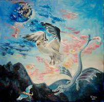 Roverandom by Miruna-Lavinia