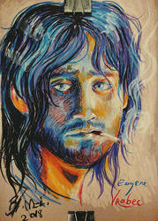 Eugene Vrabec by Miruna-Lavinia