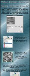 GIMP Water Texture Tutorial by el-L-eN