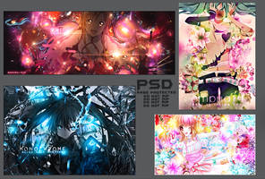 PSD PACK #2 by SeventhTale
