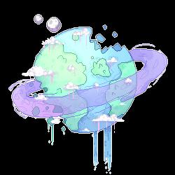 Broken Planet by NukchakaruQueen