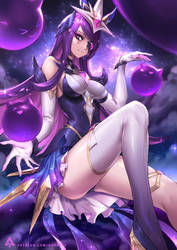 Star Guardian Syndra by Grooooovy