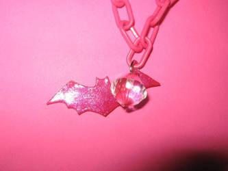 Bat Bracelet by plasticemmi