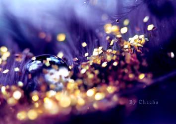 Tears of gold by Chaachaa