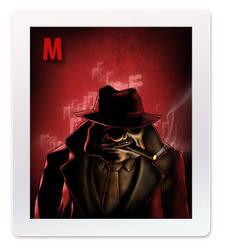 'Mafia' playing cards - Mafia by secondaid