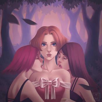 Ravenous by Mischavie