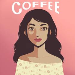 Coffee by Mischavie