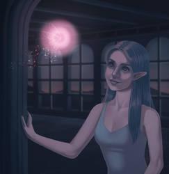 Pink Fairy by Mischavie