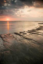 Summer Sunset by wakz