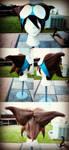 Tai Kamiya Wig by Xelhestiel