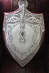 Lady Sif's Shield by Xelhestiel