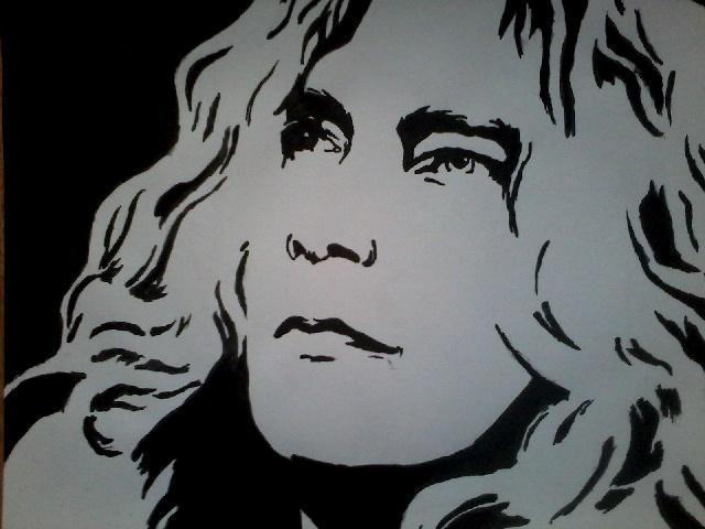 Robert Plant by Dragon-963