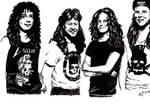 Metallica by Dragon-963