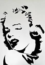 Marilyn Monroe by Dragon-963
