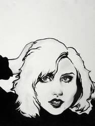 Debbie Harry by Dragon-963