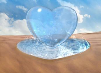 Drop of love by Vulisha