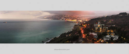 December Yalta by Trashins