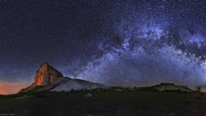 Near Space by Trashins
