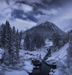 Winter's Tale Of Dombai by Trashins