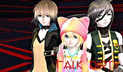 ZOLA Project - MMD - Talk Dirty by H-a-g-a-n-e