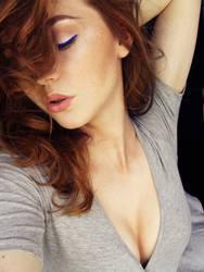 Blue is alwys great idea by ZuzuTurkova