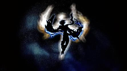 Space-based Angel by Moonmike