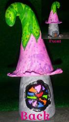 fairy house by crochetamommy