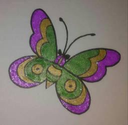 Butterfly by crochetamommy