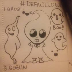 ghost by crochetamommy
