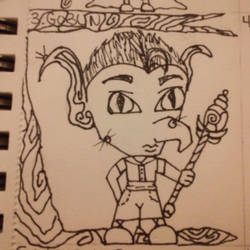 Goblin by crochetamommy