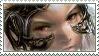 Fran stamp by Rocul