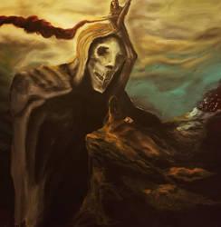 Reaper's Gift by ABeardedArtist