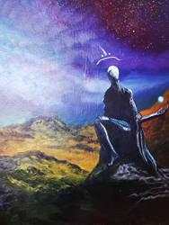 Orpho, The Watcher by ABeardedArtist