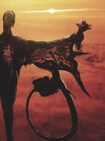 Angel of the End by ABeardedArtist