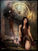 Spirit Paths by Cynnalia