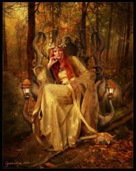 Autumn Majesty by Cynnalia