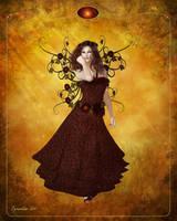 Autumn Grove by Cynnalia