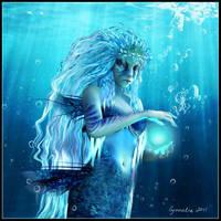 Sea-Kept Secrets by Cynnalia