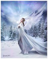 Winter Queen by Cynnalia
