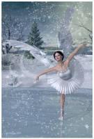 Ice Dancer by Cynnalia