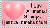 Animation Stamp by ClearBlueSkys