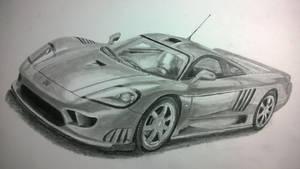 Saleen S7 by austingacky