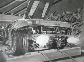 Lamborghini gallardo by austingacky