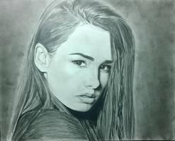 portrait project #1 by austingacky