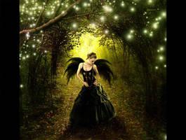 Angel de carton by Estrellada